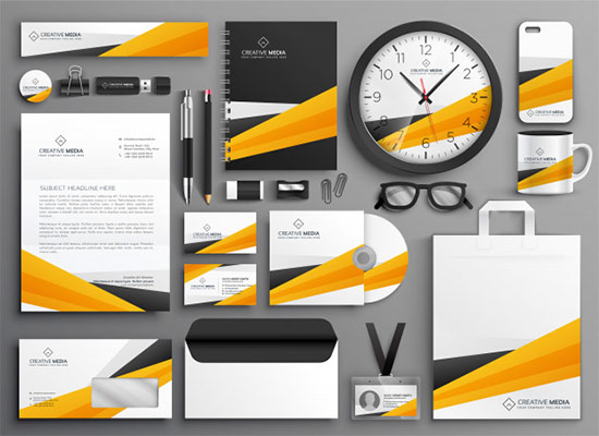 Bộ nhận diện thương hiệu có nhiệm vụ gây ấn tượng tốt với người dùng