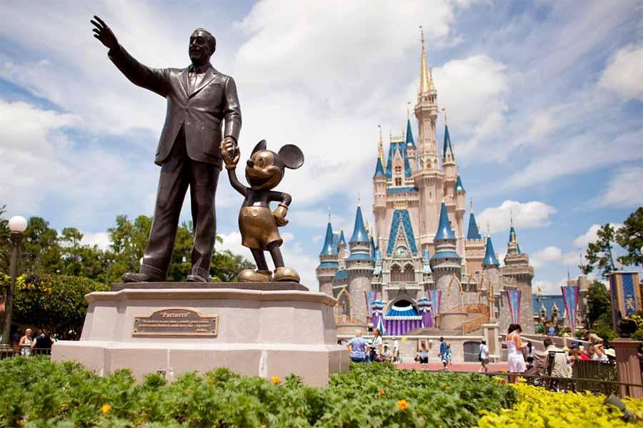 Walt Disney đã từng được ca ngợi là một nhà thiết kế UX tài ba với Walt Disney World
