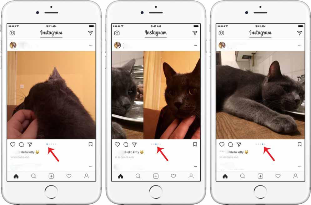 Mạng xã hội Instagram là một thiết kế UI với xấp xỉ 365 tiếng làm việc