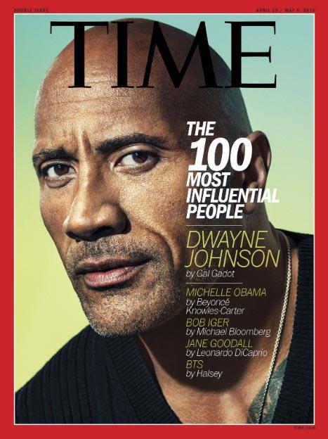 Bìa tạp chí Time- một trong những tòa soạn nổi tiếng nhất Thế Giới