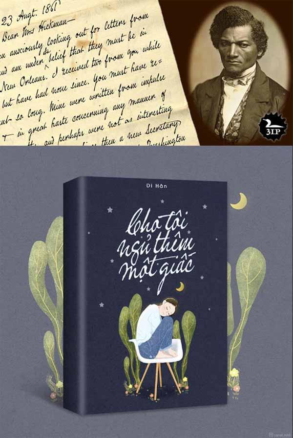 MTD Douglass Pen Typography Việt Hóa