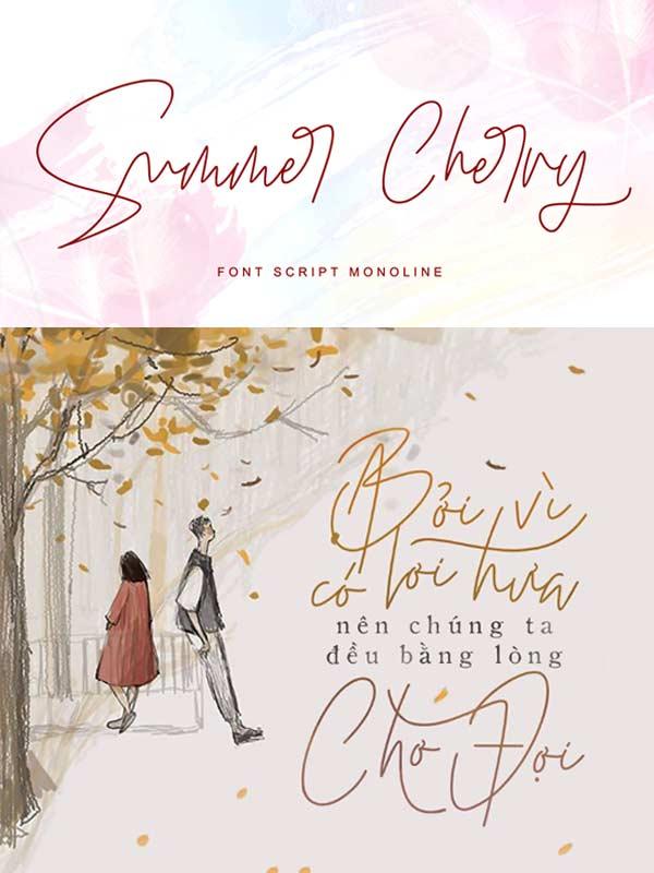 MTD Summer Cherry Việt Hóa