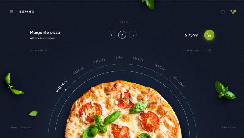 thiết kế layout với hình ảnh lớn có hiệu quả tốt trong việc quảng cáo, giới thiệu