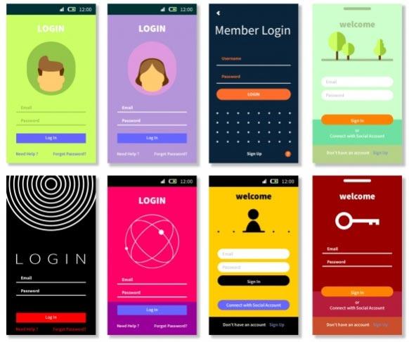 thiết kế đồ họa giao diện người dùng