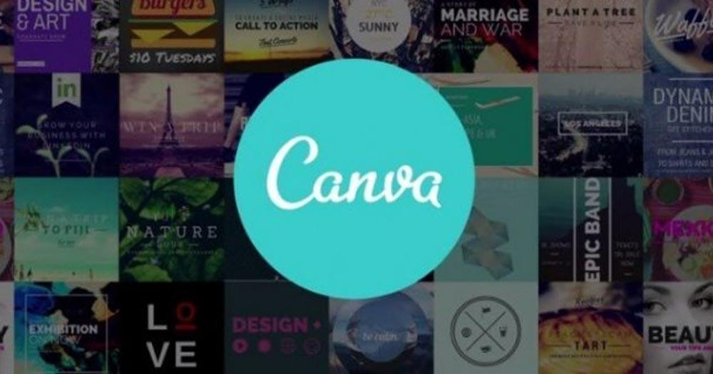 Thiết kế miễn phí menu bằng Canva