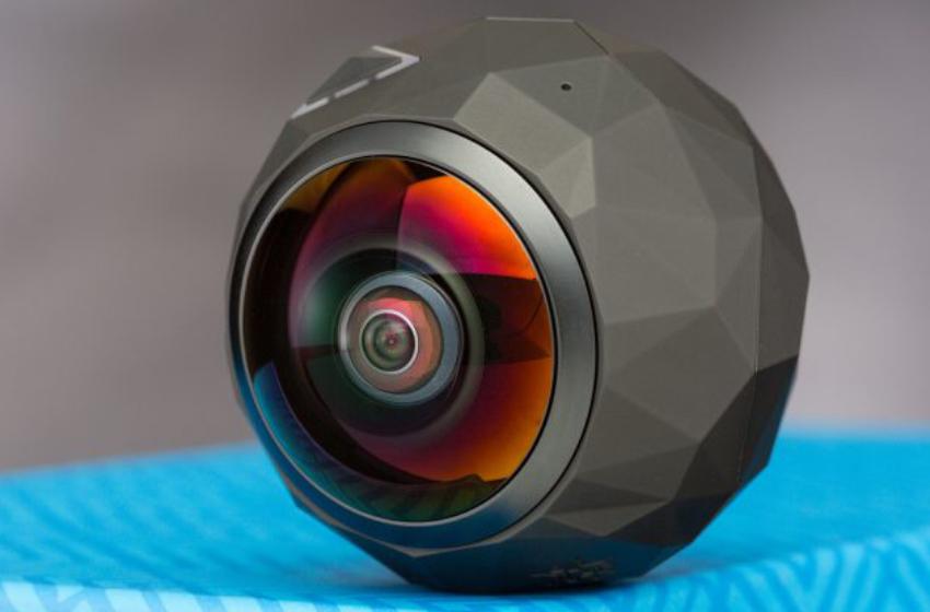360fly 4K - Máy chụp ảnh 360 độ có độ phân giải cao