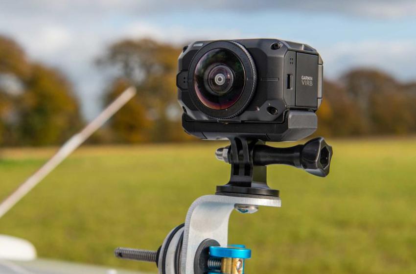 Garmin VIRB máy chụp ảnh 360 độ siêu bền