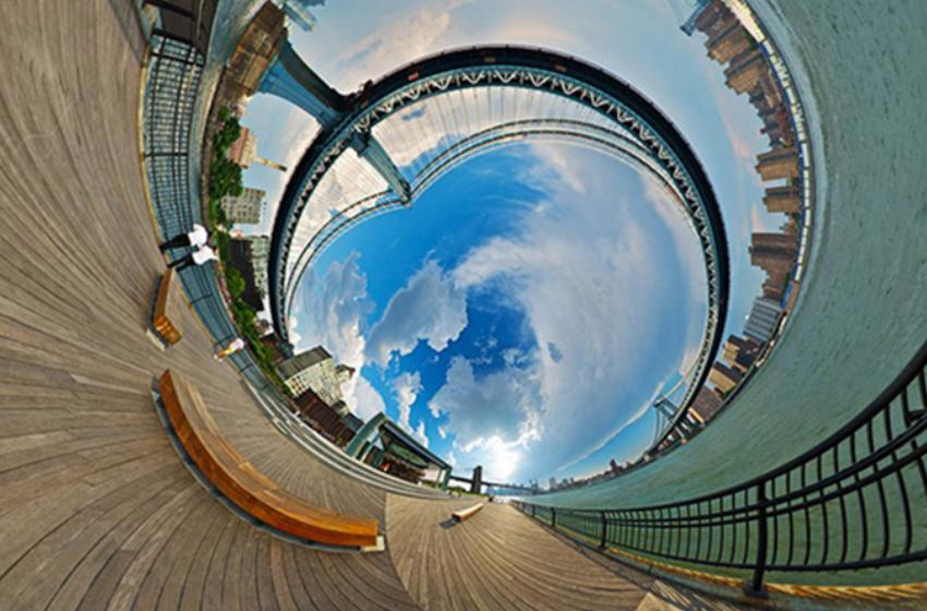 đặc điểm của máy chụp hình 360 độ