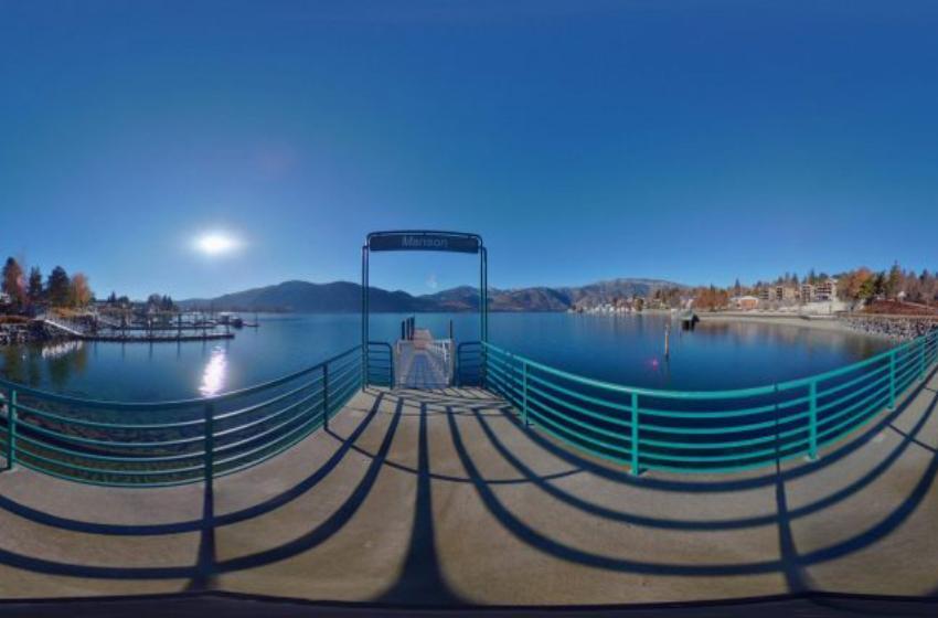 máy ảnh chụp hình 360 độ là gì
