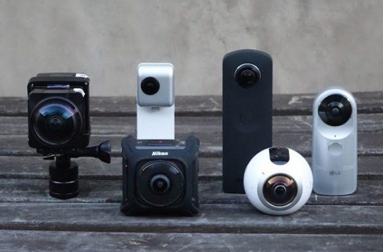 top 10 máy chụp hình 360 độ tốt nhất hiện nay