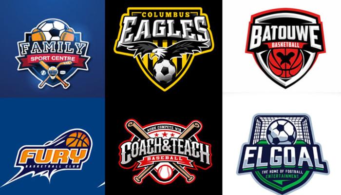 Thiết kế logo thể thao cần chú ý gì?